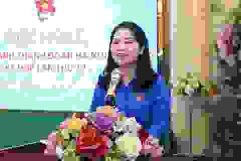 Tân bí thư Thành đoàn Hà Nội là nữ Thạc sĩ Văn hóa học