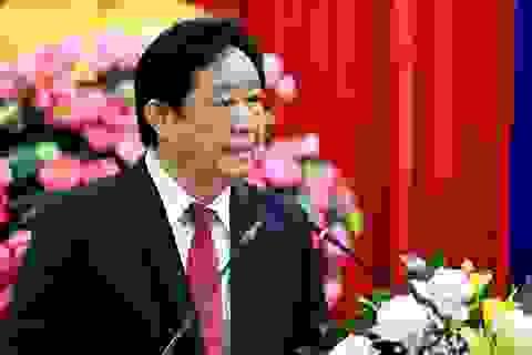 Bình Dương có tân Chủ tịch UBND tỉnh