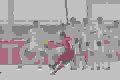 AFC bất ngờ so sánh bàn thắng của Quang Hải với Beckham