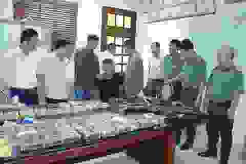 Bắt giữ vụ vận chuyển 250.000 viên ma túy tổng hợp