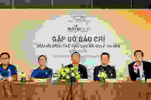 Nét đẹp 36 phố phường trong giải vô địch các CLB Golf Hà Nội lần 4 -Fastee Cup