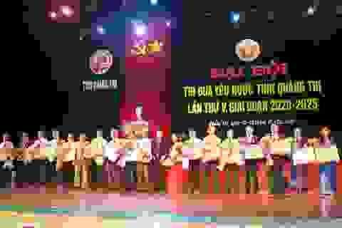 Quảng Trị: Đẩy mạnh các phong trào thi đua, tạo động lực phát triển kinh tế