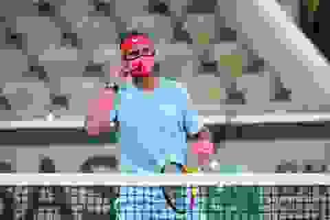 """Roland Garros 2020: Nadal đè bẹp """"niềm hy vọng"""" của Italia"""