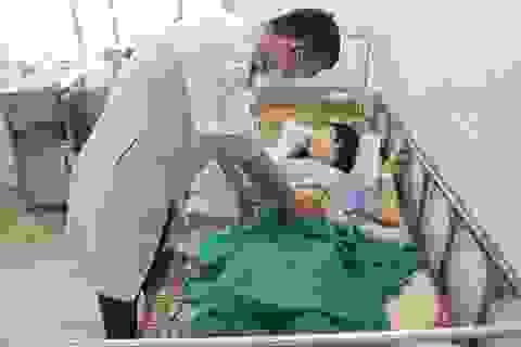Nữ điều dưỡng hiến máu cứu mẹ con sản phụ trong cơn nguy kịch