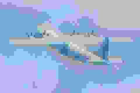 Tiêm kích Đài Loan bám sát máy bay do thám Trung Quốc