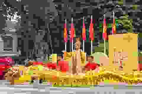 Tái hiện nhiều sự kiện về Thăng Long – Hà Nội tại Liên hoan múa Rồng 2020