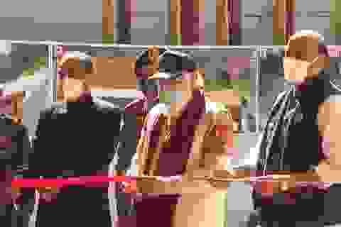 Ấn Độ thông hầm chuyển quân chiến lược tới gần biên giới Trung Quốc