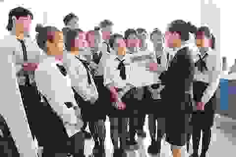 Tuyển sinh cao đẳng: Sinh viên nhiều ngành có việc làm gần 100%