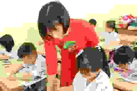 Chương trình sách giáo khoa lớp 1 mới: Nặng là do chưa biết cách dạy?