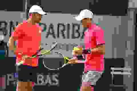Tay vợt gốc Việt lỡ cơ hội vào tứ kết Roland Garros
