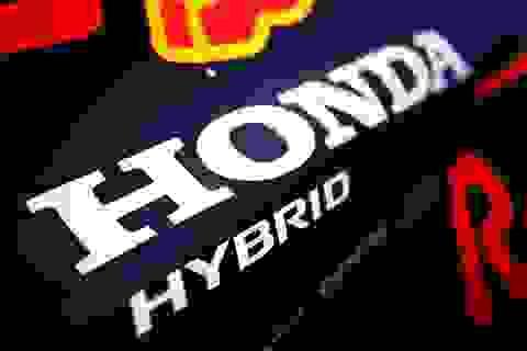 Honda gây sốc khi tuyên bố rời giải đua F1 sau mùa giải 2021