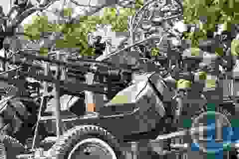 """Nghèo nhất nhì châu Phi, Zambia vẫn nợ """"khủng"""" Trung Quốc mua sắm vũ khí"""