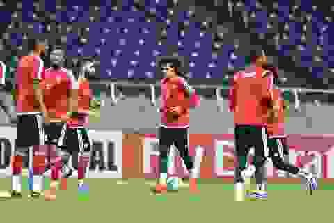 Đội tuyển UAE gom sao nhập tịch, giao hữu chờ vòng loại World Cup