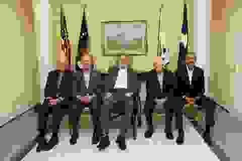 Cách các cựu tổng thống Mỹ kiếm hàng triệu USD sau khi rời Nhà Trắng