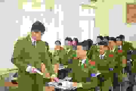 Điểm chuẩn Học viện An ninh Nhân dân, Học viện Cảnh sát nhân dân năm 2020