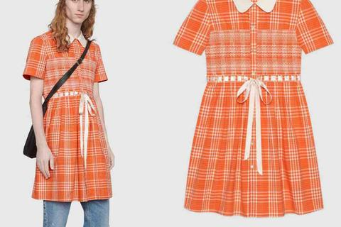 Gucci bán mẫu váy dành riêng cho nam giới giá hơn 50 triệu đồng