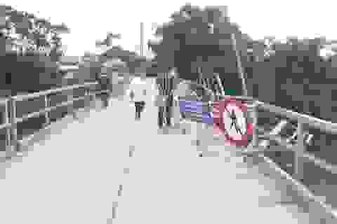 Sẽ xây dựng cầu cứng thay thế cầu treo vụ ô tô lao xuống sông Giăng