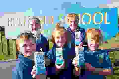 Chương trình Sữa học đường vì sự phát triển của trẻ em toàn cầu