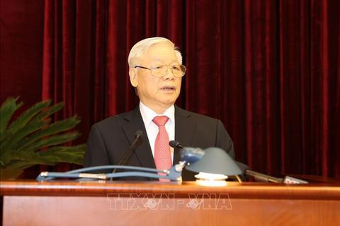 Tổng Bí thư: Cân nhắc, lựa chọn kỹ nhân sự Ban Chấp hành Trung ương