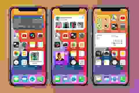 """""""Kiếm bộn"""" nhờ thiết kế biểu tượng widget cho iOS 14"""
