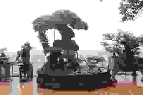 """Mãn nhãn với vườn cây bonsai dáng quái giữa """"lưng chừng trời"""" ở Hà Nội"""