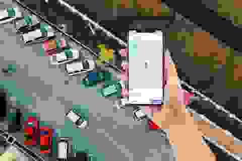 Mẹo sử dụng điện thoại thông minh để lưu và tìm vị trí đỗ xe
