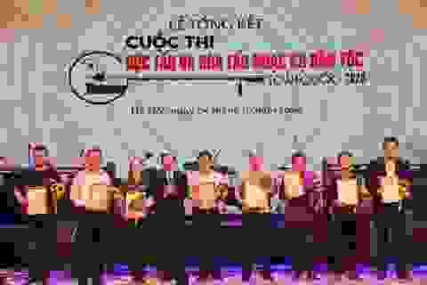 Bế mạc Cuộc thi Độc tấu và Hòa tấu nhạc cụ dân tộc toàn quốc 2020