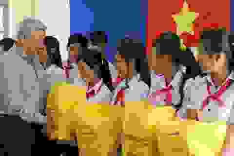 Phú Yên: Hơn 143 nghìn học sinh khó khăn được tiếp bước đến trường