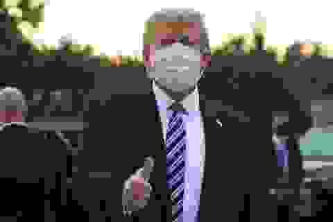 Ông Trump được điều trị Covid-19 bằng biện pháp đặc biệt nhất hành tinh