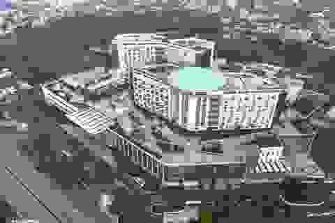 Bệnh viện Ung bướu cơ sở 2 với 1.000 giường bệnh đi vào hoạt động