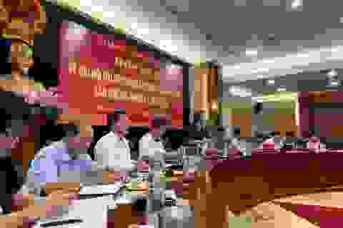 """Đại hội Đảng bộ TP Hải Phòng mang chủ đề """"đổi mới mạnh mẽ"""""""