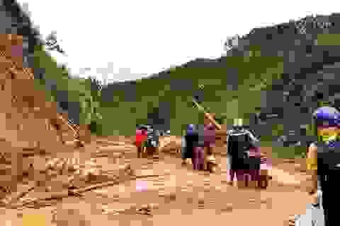 Quảng Nam cảnh báo lũ quét, sạt lở đất và ngập úng