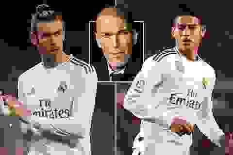 Kỳ chuyển nhượng kỳ lạ của Real Madrid