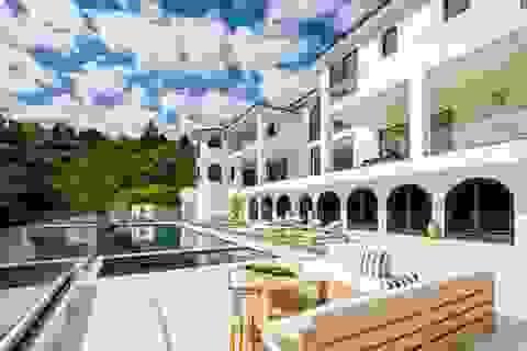 Vẻ xa xỉ trong căn biệt thự 78 triệu USD chỉ dành cho giới siêu giàu