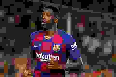 """Vì sao Barcelona đột ngột """"trở mặt"""" với Man Utd ở vụ Dembele?"""