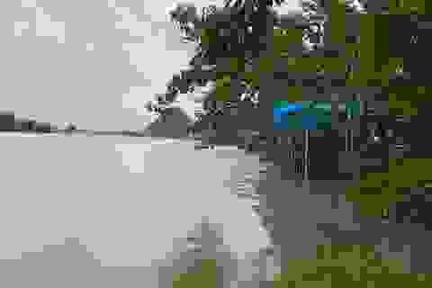 Nhiều điểm du lịch tại Phong Nha – Kẻ Bàng tạm ngừng đón khách vì mưa lũ