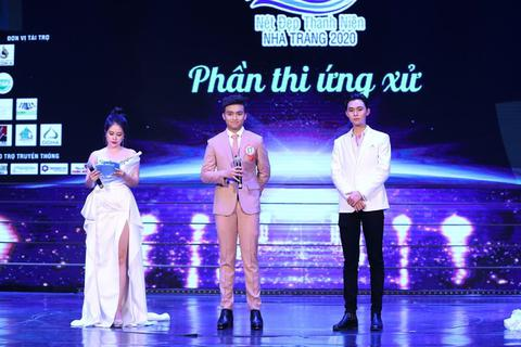 """Nguyễn Đức Kiên: Giải 3 cuộc thi """"Nét đẹp thanh niên Nha Trang 2020"""""""