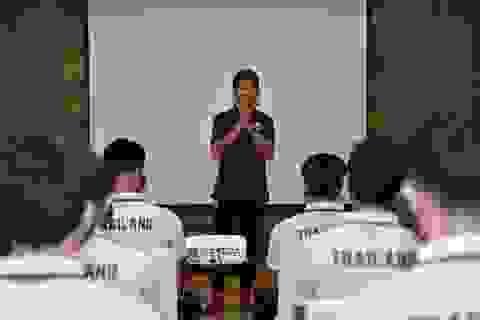 Đội tuyển Thái Lan hội quân hướng đến vòng loại World Cup