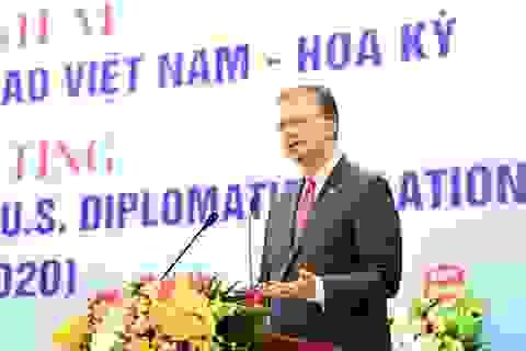 Đại sứ Mỹ: Khẩu trang Việt Nam đã giúp cứu sống nhiều người dân Mỹ!