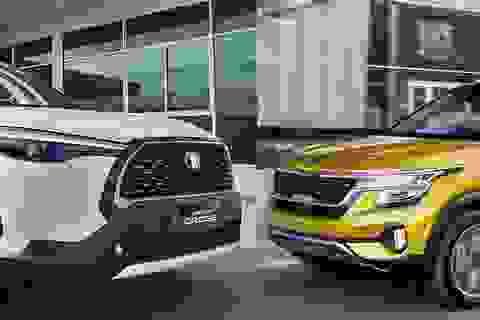Đang đi Hyundai i10, lên đời nên chọn Kia Seltos hay Toyota Corolla Cross?