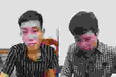 """Liên tiếp bắt 2 nhóm chuyên trộm xe máy """"xịn"""" ở Đà Nẵng"""
