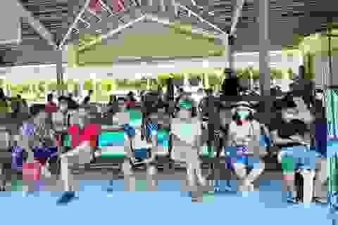 """Bến tàu du lịch ở Nha Trang nhộn nhịp sau """"làn sóng"""" Covid-19 lần 2"""