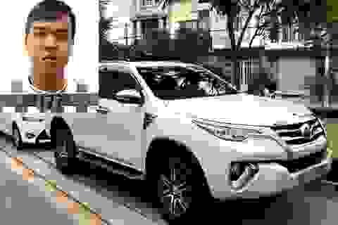 Thuê hàng loạt ô tô mang sang Campuchia cầm đồ, chiếm đoạt hơn 12 tỷ