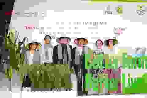 Dự án toàn cầu của Bayer hỗ trợ nông dân ứng phó đại dịch Covid -19 và hạn mặn