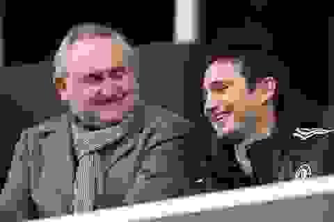 """Bối cảnh gia đình cực kỳ có """"số má"""" của HLV Frank Lampard"""