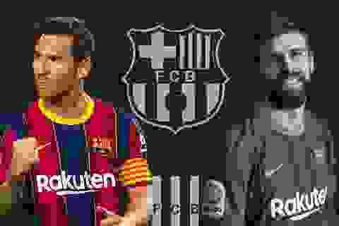 """Barcelona """"nổi sóng"""", Messi và Pique xem nhau như kẻ thù"""
