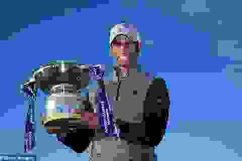Đánh bại Fleetwood, Aaron Rai vô địch giải golf Scottish Open