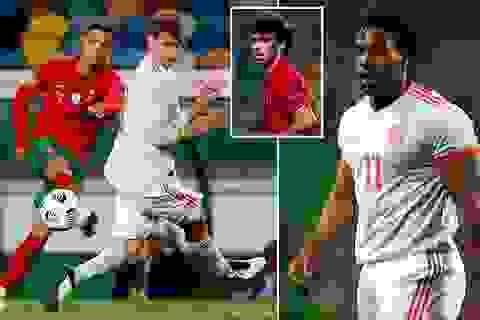 C.Ronaldo nhạt nhòa, Tây Ban Nha bất phân thắng bại với Bồ Đào Nha