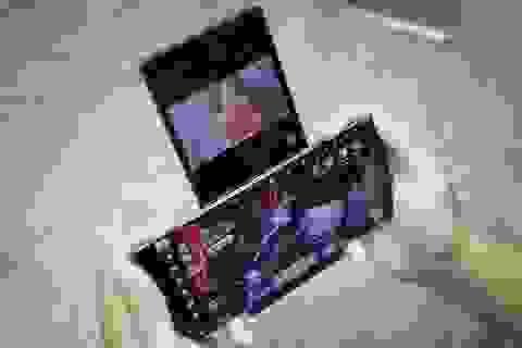 Trải nghiệm LG Wing: Smartphone xoay hình chữ T, giá hơn 17 triệu đồng