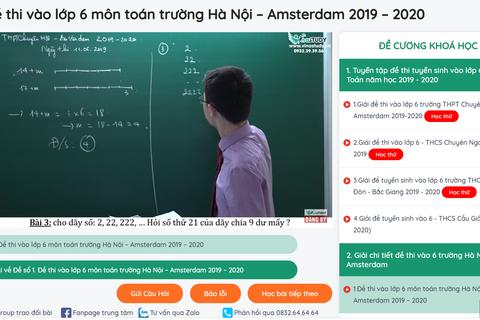 Vinastudy - Hệ thống Giáo dục trực tuyến chất lượng cao tại Việt Nam